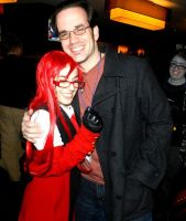 Grell meets J. Michael Tatum by pitchperfect