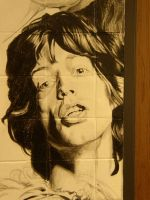 school mural: Mick by deadhead16mb