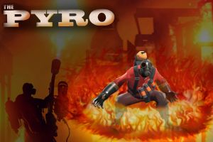 The pyro by metroid7