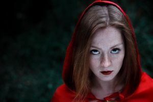 Little Red Riding Hood by LinaSaks