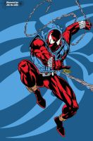 Scarlet Spider by Alia-the-white