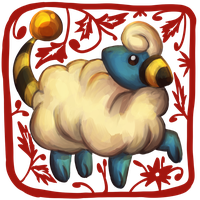 Year of the Ram - Mareep by sapphireluna