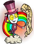 Don't Starve MOD: The Warden by capcappucca222