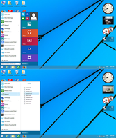 Windows10 startmenu Version1 by PeterRollar