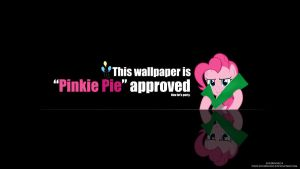 Pinkie Pie Approved by LuGiAdriel14