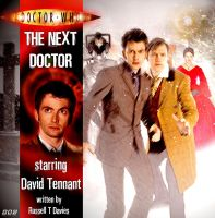 Doctor Who The Next Doctor by happyappy6