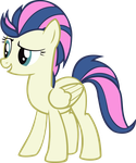 Bon Bon Lightning Dust by blah23z