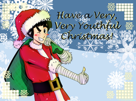 Have a Very Youthful Christmas by Creativegreenbeans