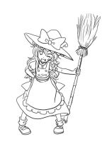 Marisa sketch by Coffgirl
