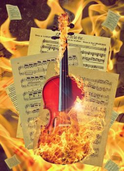 Notes of Fire by manuelvelizan