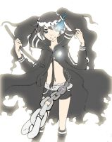 ++Black Rock Shooter++ by samjoel20