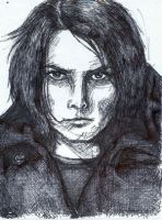 Gerard Way by Saray16