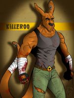 Rufus from KILLEROO by Spidertof