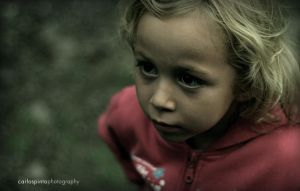 Dont be sad little child by carlospinto