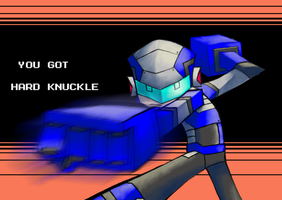 You Got Hard Knuckle by Hologramzx