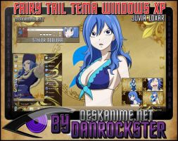 Juvia Loxar Theme Windows XP by Danrockster