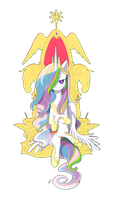 Princess of the SUN by Cosmichat