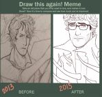 Draw this again meme by GoodPenguin