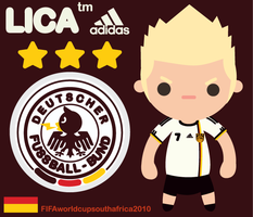 LICA world cup 2010 GER by bunnypistol69