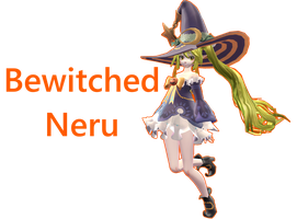 .:Bewitched Neru + DL:. by BirdsSongs