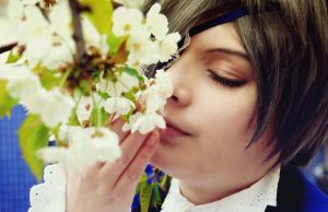 Ciel - Scent of spring by aggestardust