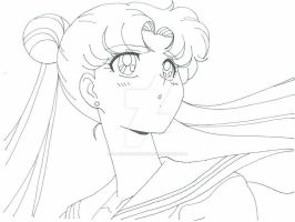 Is That You Mamoru - Usagi by usagisailormoon20