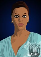 Dayna: Project Who 50 by DoctorRy