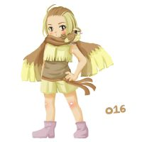 pidgey by 649pokemonchallenge