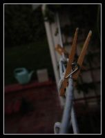 Clothes Pin by Teck8