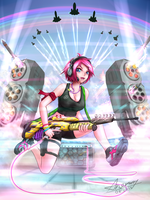 ROCK FORCE by Anomonny