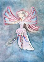 but Madoka is NOT a winx! by ojamajomary