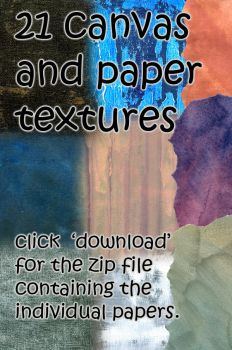 21 new textures by hibbary