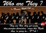WHO ARE THEY ? by YANN-X