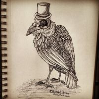 The Raven by ScarsAndStories