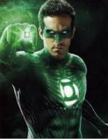 Green Lantern by SteveIrwinFan96