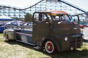 Rat Rod Flatbed by indigohippie