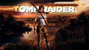 TOMB RAIDER Wallpaper by N4PCroft