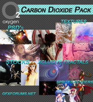 +O2 Carbon Dioxide Resource Pack Pack by Gundam4