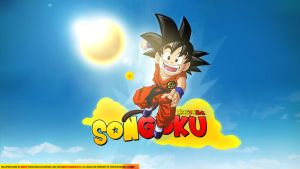 Son Goku by Orzeu