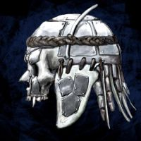 Bone Helm by dashinvaine