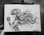 To live without a heart (traditional) by natalico
