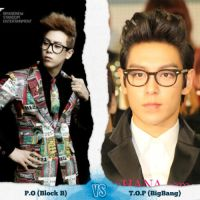 PO VS TOP by Hentaro