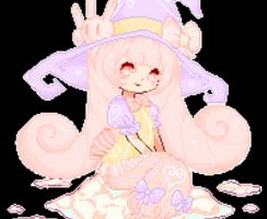 Candy Witch Page Doll by Candy-Witch