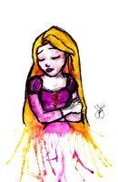 Emotions: Rapunzel by Eleanor-Anne6