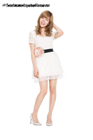 Sunny Render[PNG] #2 by sweetmomentspushun