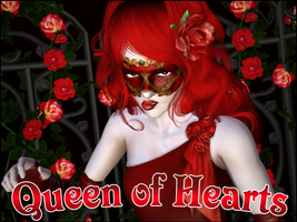 Queen of Hearts by Berrybaby27