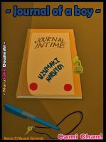 Journal of a boy Doujinshi by Camidlss