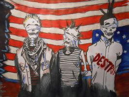 Die for the Government! by mentalistid