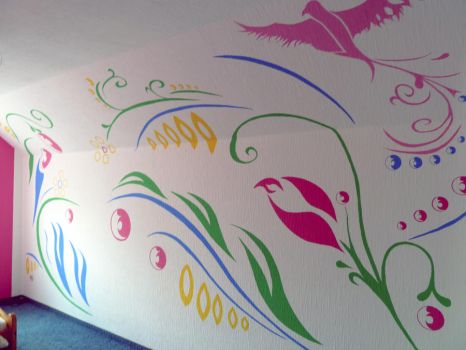 Wall paint no 3 part 2-2 by Don-Dima