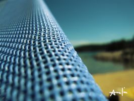 Chair in macro by Anclin--RAWR